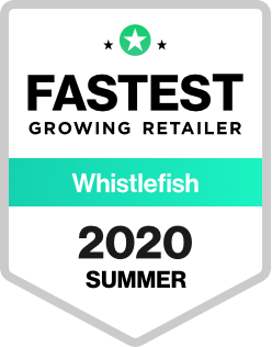 Fastest Growing Retailer in the Reviews.io Customer Voice Awards,  Summer 2020